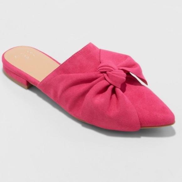 THE WHITE BRANDPINK BEACH - Mules - pink mbf9mZ